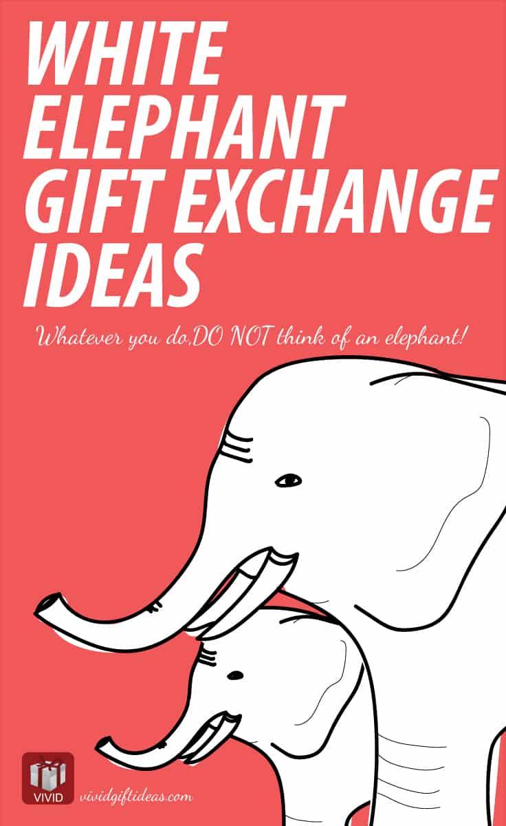 White elephant gift exchange ideas vivid 39 s for Mens gift exchange idea